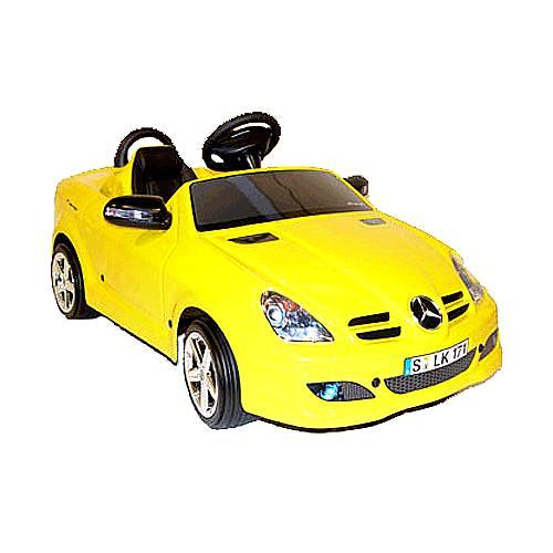 Mercedes new slk elektrische auto